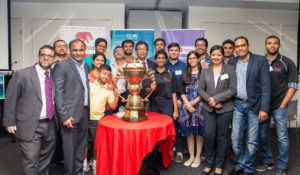 Final Sudirman Cup 2017 Community Ambassadors event in Brisbane
